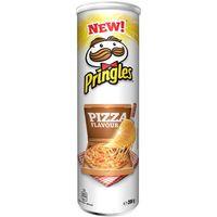Aperitivo pizza PRINGLES, tubo 200 g