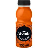 Gazpacho ALVALLE, botella 250 ml