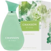 Eau de toilette original mujer CHANSON D`EAU, vaporizador 200 ml