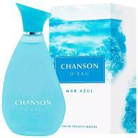Eau de toilette mujer Mar Azul CHANSON D`EAU, vaporizador 200 ml