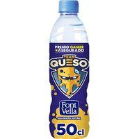Agua mineral E-sports FONT VELLA, botellín 50 cl