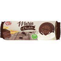 Galleta María de chocolate ARLUY, paquete 265 g