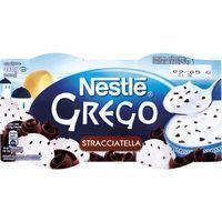 Yogur griego de stracciatella YAOS, pack 4x110 g