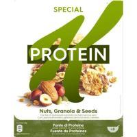 Proteina frutos secos KELLOGG`S Special K, caja 320 g