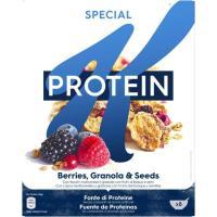 Protein de frutos del bosque KELLOGG`S Special K, caja 320 g