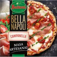 Pizza Bella Napoli campanella BUITONI, caja 430 g
