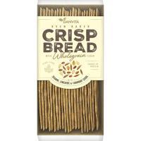 Palitos de pan crujiente con semillas DANVITA, paquete 130 g