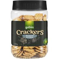 Cracker de semillas GULLON, bote 250 g
