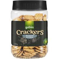 Cracker de semillas GULLON, bote 250 g