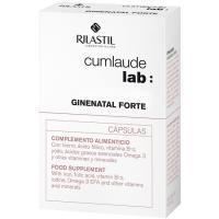 Ginenatal forte complemento aliment RILASTIL-CUMLAUDE, 30 ud