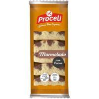 Marmolado sin gluten PROCELI, paquete 180 g