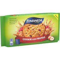 Cookies de albaricoque FONTANEDA Cuidate, paquete 120 g