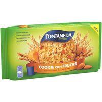 Cookies de frutos rojos FONTANEDA Cuidate, paquete 120 g