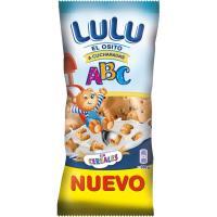 Galleta Osito lulu a cucharadas con cereales LU, paquete 200 g