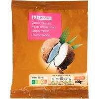 Coco rallado EROSKI, bolsa 100 g