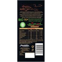 Chocolate bio 70% tableta gruesa SUCHARD, tableta 150 g