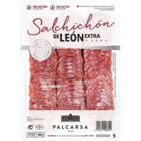 Salchichon extra de León PALCARSA, bandeja 100 g