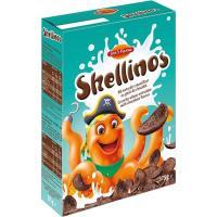 Pétalos de trigo-choco Shellinos JOE`S FARM, caja 375 g