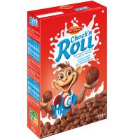 Bolitas de maíz Chock'n roll JOE`S FARM, caja 375 g