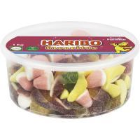Favoritos azúcar HARIBO, tarrina 1 kg