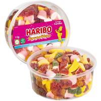 Favoritos HARIBO, tarrina 1 kg