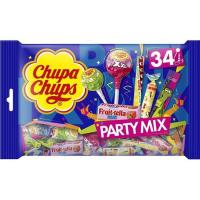 Party mix CHUPA CHUPS, bolsa 400 g