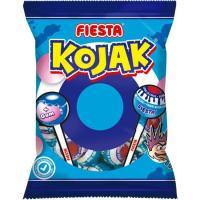 Caramelo de Kojak pintalenguas FIESTA, bolsa 105 g