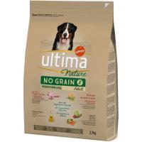 Alimento no grain med max de pavo perro ULTIMA Nat., saco 2,7 kg