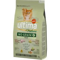 Alimento no grain adulto de pavo perro ULTIMA Nat., saco 1,1 kg