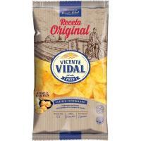 Patatas fritas artesanas VIDAL, bolsa 160 g