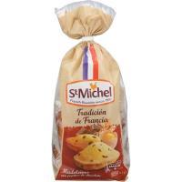 Magdalena con pepitas de chocolate ST MICHEL, paquete 250 g