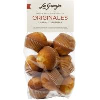 Magdalenas tradicionales originales LA GRANJA, bolsa 315 g