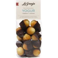 Mini magdalenas de yogur LA GRANJA, bolsa 250 g