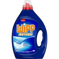 Detergente gel azul WIPP, garrafa 30 dosis