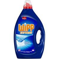 Detergente gel azul WIPP, garrafa 40 dosis