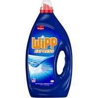 Detergente gel azul WIPP, garrafa 62 dosis