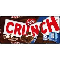 Chocolate negro CRUNCH, tableta 100 g