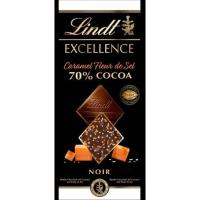 Chocolate passion caramel sel LINDT Excellence, tableta 100 g