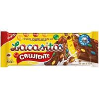 Chocolate crujiente LACASITOS, tableta 100 g