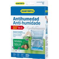 Percha salvalana antihumedad HUMYDRY, pack 12 g