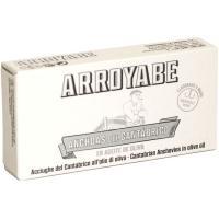 Anchoa de Cantábrico ARROYABE, lata 30 g