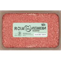 Picada vacuno ecológica reduc. en grasa ROIA, bandeja 400 g