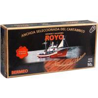 Anchoa de Cantábrico ROYO, lata 29 g