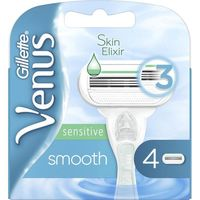 Cargadores Classic Smooth Sensitive VENUS, pack 4 uds.