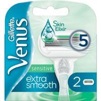 Cargadores Extra Smooth Sensitive VENUS, pack 2 uds.
