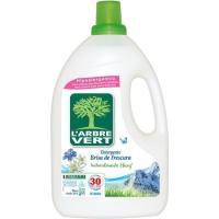 Detergente Brisa  L'ARBRE VERT, garrafa 2 litros