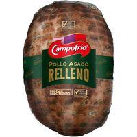 Pollo asado relleno CAMPOFRIO, al corte, compra mínimo 100 g