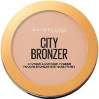 Polvos bronceadores city bronce 250 oscuro MAYBELLINE, pack 1 ud
