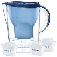 Jarra Marella azul 3 filtros MAXTRA, pack 1 ud.