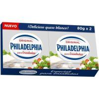 Queso ensalada regular PHILADELPHIA, caja 160 g